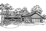 Traditional Ranch Home Designed For Comfort