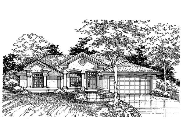 Carrizo sunbelt home plan 072d 0563 house plans and more for Sunbelt homes