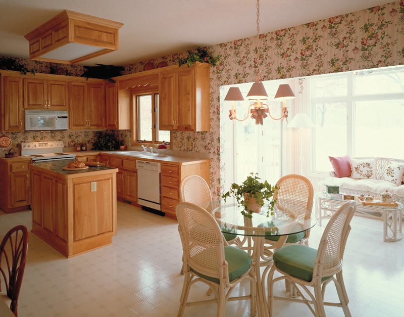 Traditional House Plan Kitchen Photo 01 072D-0841