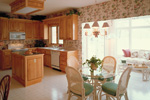 Traditional House Plan Kitchen Photo 01 - 072D-0841 | House Plans and More