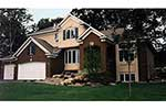European House Plan Front of Home - 072D-0851 | House Plans and More