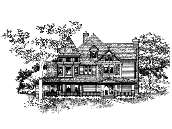 Castle Like Home Design Plans Over 5000 House Plans