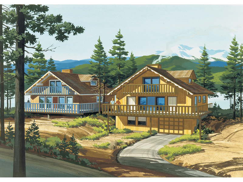 Chalet With Options