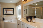 European House Plan Bathroom Photo 01 - 072D-1109 | House Plans and More