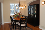Craftsman House Plan Dining Room Photo 02 - 072D-1109 | House Plans and More