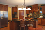 Traditional House Plan Kitchen Photo 02 - 072D-1109 | House Plans and More