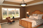 European House Plan Master Bedroom Photo 01 - 072D-1109 | House Plans and More