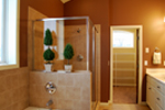 Cabin & Cottage House Plan Bathroom Photo 01 - 072D-1110 | House Plans and More