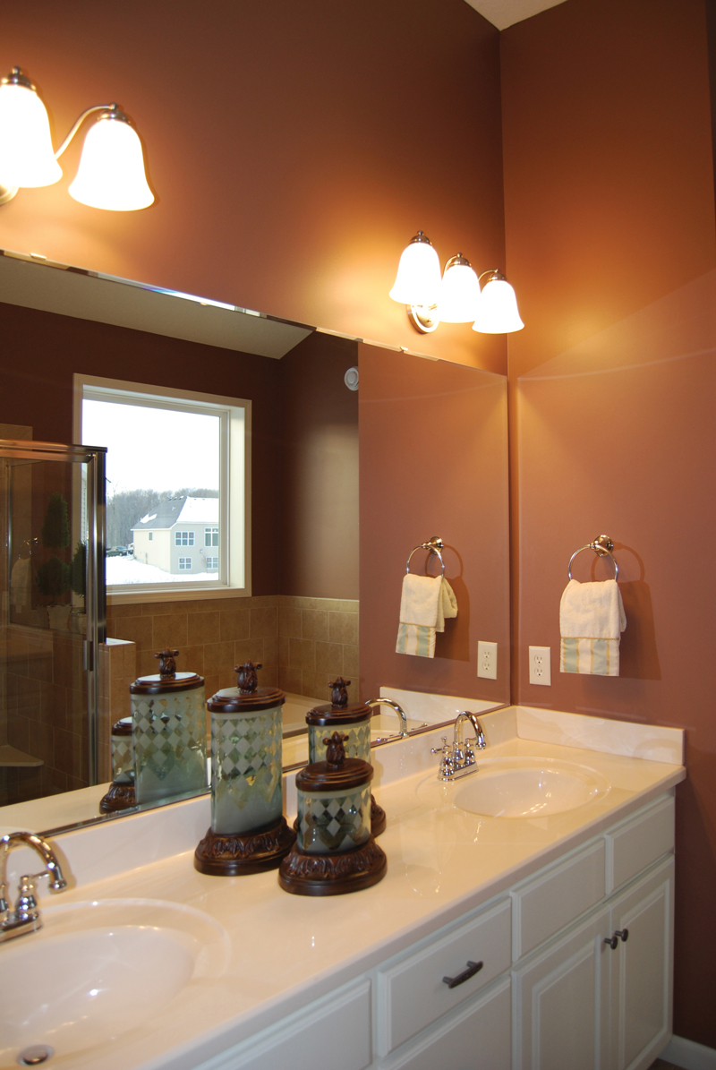 Country French Home Plan Bathroom Photo 02 072D-1110