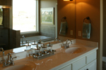 Ranch House Plan Bathroom Photo 01 - 072D-1111 | House Plans and More