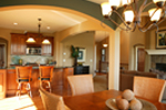Ranch House Plan Great Room Photo 01 - 072D-1111 | House Plans and More