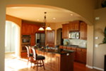 Ranch House Plan Kitchen Photo 03 - 072D-1111 | House Plans and More