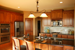 Ranch House Plan Kitchen Photo 04 - 072D-1111 | House Plans and More