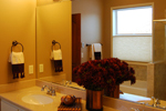 Cabin & Cottage House Plan Bathroom Photo 02 - 072D-1112 | House Plans and More