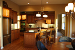 Ranch House Plan Kitchen Photo 03 - 072D-1112 | House Plans and More