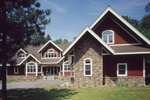Traditional House Plan Front Photo 02 - 072S-0001 | House Plans and More