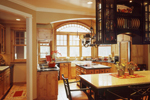 English Tudor House Plan Kitchen Photo 02 - 072S-0001 | House Plans and More
