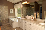 European House Plan Bathroom Photo 01 - 072S-0002 | House Plans and More