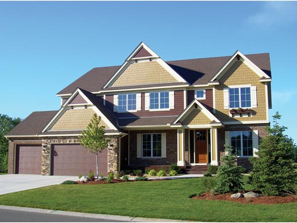 annapolis luxury craftsman home plan 072s 0002 house