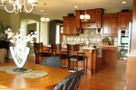 Traditional House Plan Kitchen Photo 01 - 072S-0002 | House Plans and More