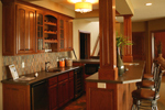 Traditional House Plan Bar Photo - 072S-0003 | House Plans and More