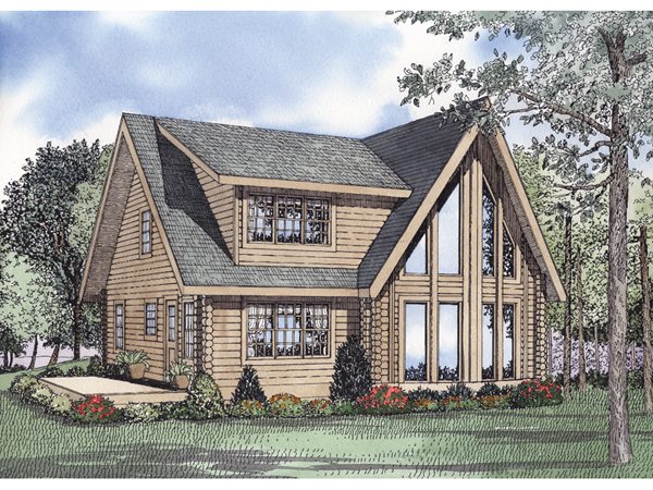 Sparwood Contemporary Home Plan 073D 0049 House Plans And More