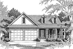 Sunny Dormers Promote Country Style And Charm