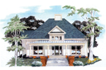 Ranch Home With Classic Bungalow Style