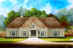 Symmetrically Pleasing Ranch Design