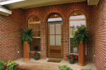Traditional House Plan Entry Photo 01 - 077D-0002 | House Plans and More