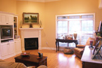 Traditional House Plan Great Room Photo 01 - 077D-0002 | House Plans and More