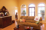 Traditional House Plan Great Room Photo 03 - 077D-0002 | House Plans and More