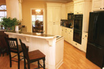 Ranch House Plan Kitchen Photo 02 - 077D-0002 | House Plans and More