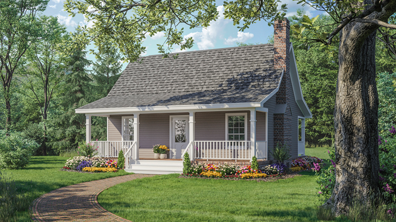 Quaint Cottage Style Home