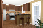 Ranch House Plan Kitchen Photo 05 - 077D-0025 | House Plans and More