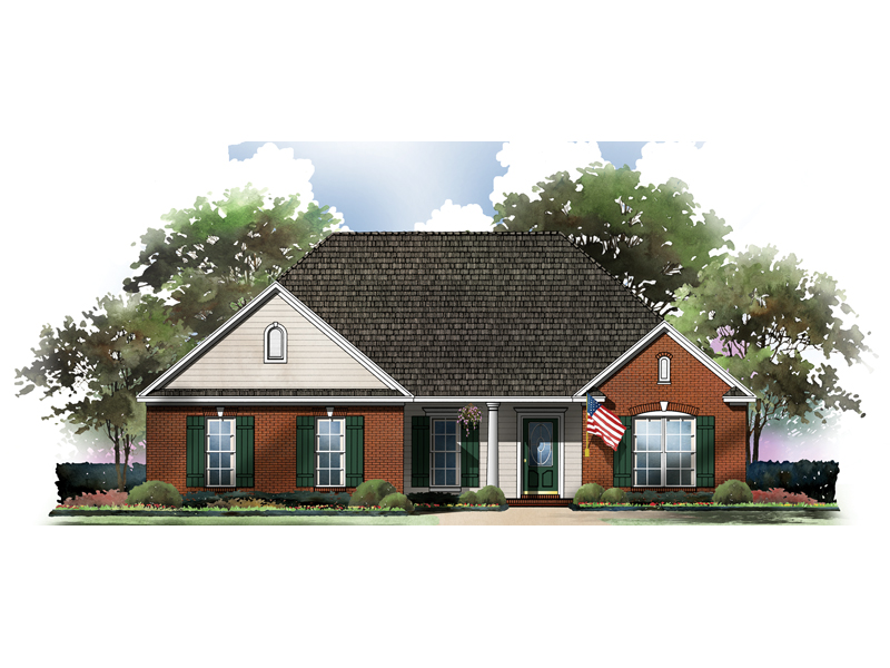Inviting Ranch Style Home Has Lasting Traditional Appeal
