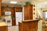 Traditional House Plan Kitchen Photo 02 - 077D-0037 | House Plans and More