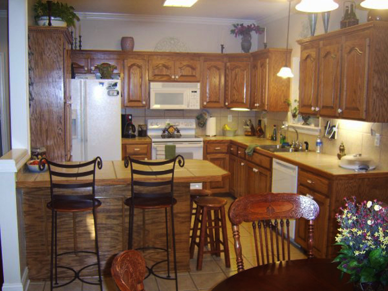 Traditional House Plan Kitchen Photo 03 077D-0037