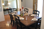 Country House Plan Dining Room Photo 01 - 077D-0097 | House Plans and More