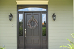 Ranch House Plan Door Detail Photo - 077D-0097 | House Plans and More