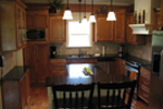 Ranch House Plan Kitchen Photo 02 - 077D-0097 | House Plans and More