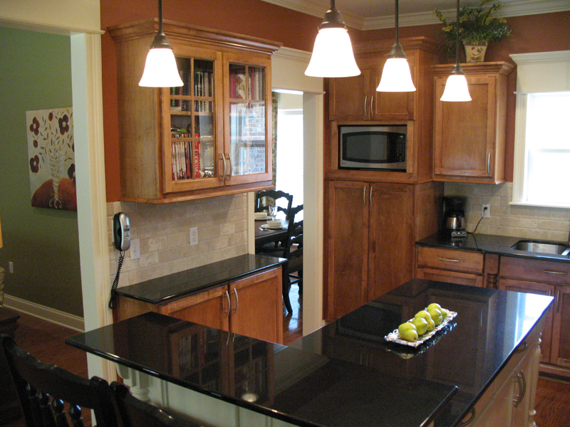 Traditional House Plan Kitchen Photo 04 077D-0097