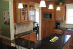 Traditional House Plan Kitchen Photo 04 - 077D-0097 | House Plans and More