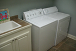 Traditional House Plan Laundry Room Photo - 077D-0097 | House Plans and More
