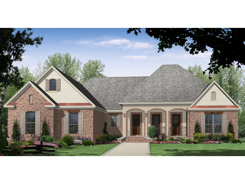 Dewdrop Lane Traditional Home Plan 077d 0099 House Plans