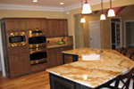 Traditional House Plan Kitchen Photo 01 - 077D-0104 | House Plans and More