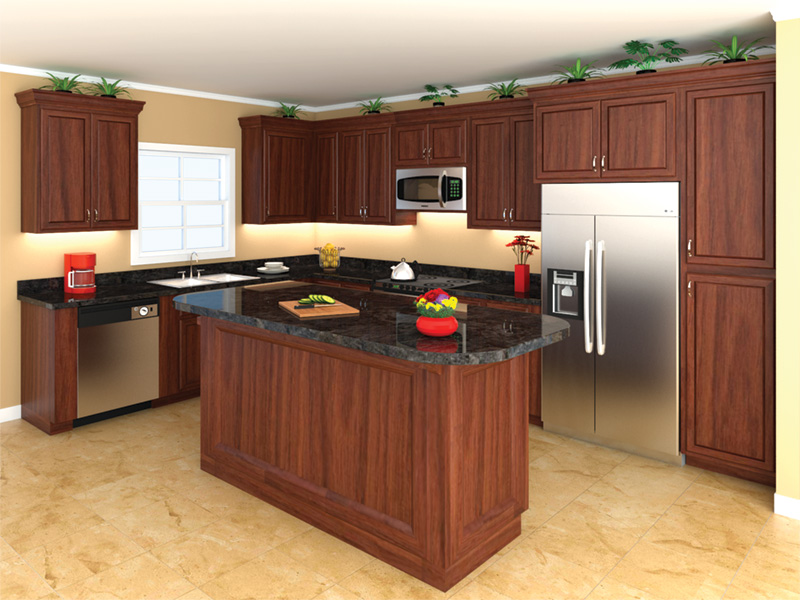 Country House Plan Kitchen Photo 02 - 077D-0122 | House Plans and More