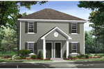 Traditional Two-Story Multi-Family House Plan