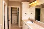 Rustic Home Plan Bathroom Photo 01 - 077D-0142 | House Plans and More