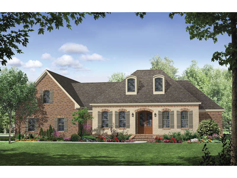 Kingsmere Southern Home Plan 077D-0158 | House Plans and More
